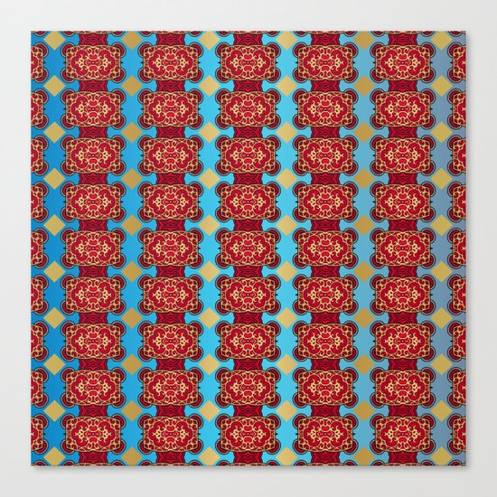 Mix&Match:  Merry Christmas From Tibet (with LOVE!) 02 Canvas Print