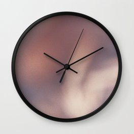 Abstract noise 3 Wall Clock