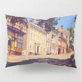 Hillside Homes Pillow Sham