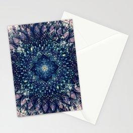 Purple Mandala II Stationery Cards