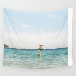 The Best Day of Summer  Wall Tapestry