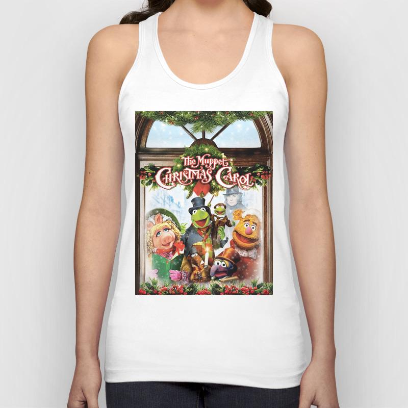 The Muppet Christmas Carol Unisex Tank Top by Emdavis27 TNK7821293