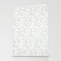 calligraphy Stationery Cards featuring Calligraphy  by Johs