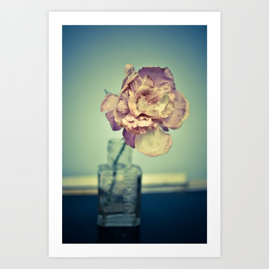 Pretty Flower 1 Art Print