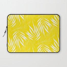 Ash Tree Leaves Scandianvian Pattern Laptop Sleeve
