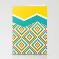 southwest Stationery Cards featuring Southwest by Jacqueline Maldonado