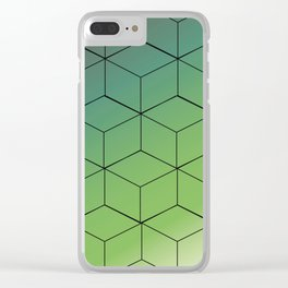Steps Clear iPhone Case