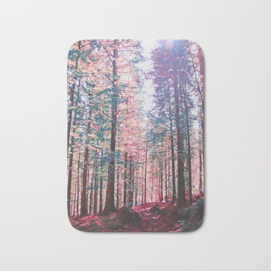 Candy forest Bath Mat
