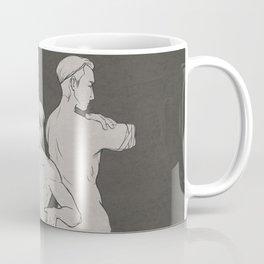 Survey Corps Veterans - Hanji, Levi, Erwin Coffee Mug