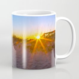 Nags Head Sunrise Coffee Mug
