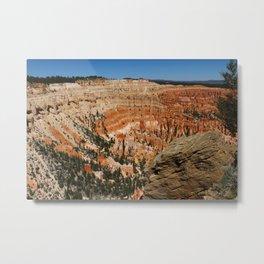 Amazing Bryce Canyon View Metal Print