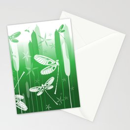 CN DRAGONFLY 1021 Stationery Cards
