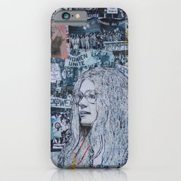 Glorious Gloria-Keeper of the Dream iPhone Case