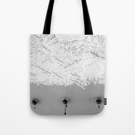 Draining Alaska Tote Bag