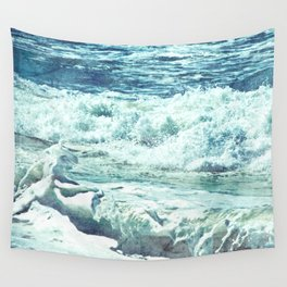 Wave Wall Tapestry