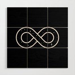 Infinite Space Wood Wall Art