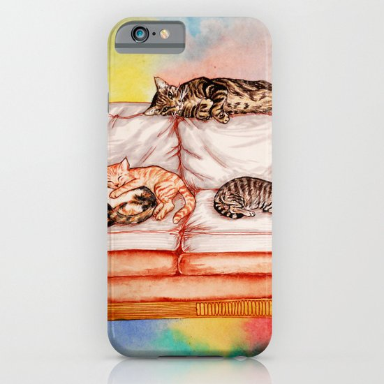 Cats! iPhone & iPod Case