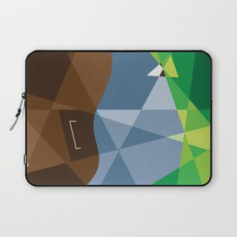 Faces Laptop Sleeve