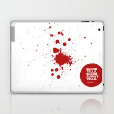 Dexter no.6 Laptop & iPad Skin