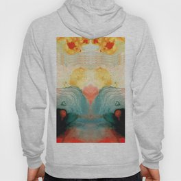 Soul Star - Abstract Art By Sharon Cummings Hoody