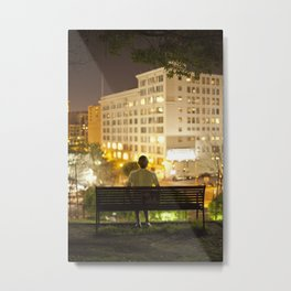 500 Days of Summer Metal Print