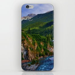 Mountain Church iPhone Skin
