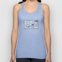 RMS Queen Mary Unisex Tank Top
