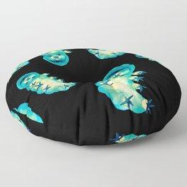 Tardigrada  Floor Pillow