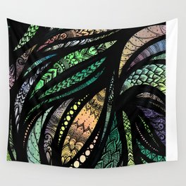 Peacock Wall Tapestry