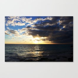 Light to Dark Canvas Print