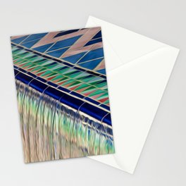 Liquid Colour Stationery Cards