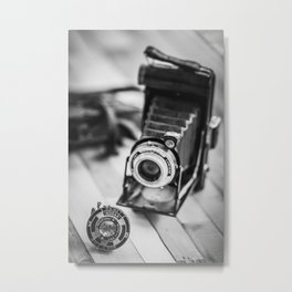 Lumiere Metal Print
