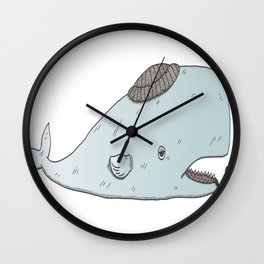 India-Pale-Whale Wall Clock
