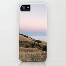 Untitled Sunset #2 iPhone Case
