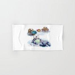 The Otter's Tea Hand & Bath Towel