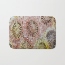 Indonesian Coral Bath Mat