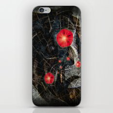 Filigree of the Mind iPhone & iPod Skin