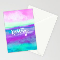 Destiny [Collaboration with Jacqueline Maldonado] Stationery Cards