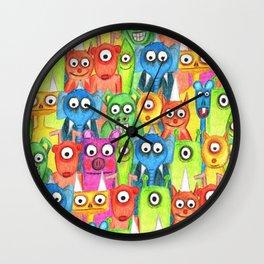 hi hi hi  Wall Clock