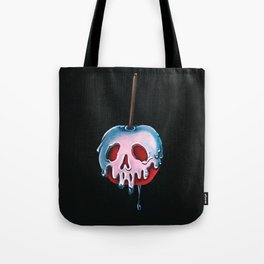 """Disney's Snow White Inspired """"Poisoned Candied Apple"""" Tote Bag"""