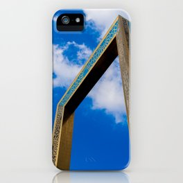 The Dubai Frame iPhone Case