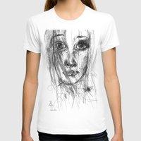 leah flores T-shirts featuring LEAH by EDEN