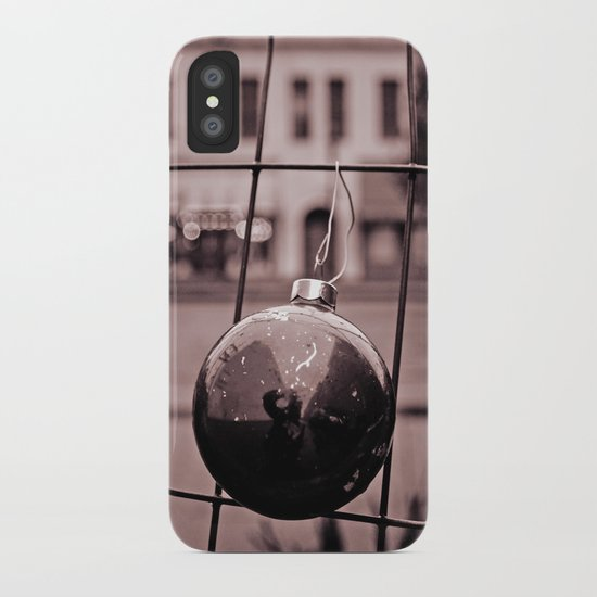 Street decoration iPhone Case