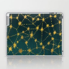 Stars Map Laptop & iPad Skin
