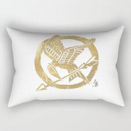 Mocking Jay Rectangular Pillow