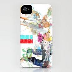 Make a splash! iPhone (4, 4s) Slim Case