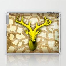 daffodil stag Laptop & iPad Skin