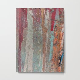 Surfaces.02 Metal Print