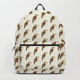 Laughing Kookaburra | Pattern Backpack