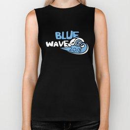 Blue Wave 2018 Biker Tank